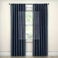 Absolute Zero Curtains Canada by Curtains U0026 Drapes Target
