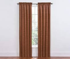 Blue Vertical Striped Curtains by Curtains U0026 Window Treatments Big Lots