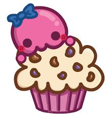 Drawn Cupcake Transparent Tumblr3299802