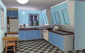 Remodel Ideas 50S Style Kitchen Cabinets Vintage Offers A Refreshing Modern Take On Fifties Home Design