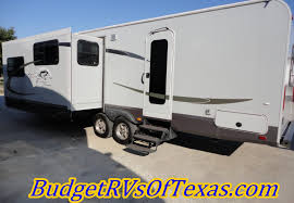 2011 open range 281flr bumper pull travel trailer for sale dallas