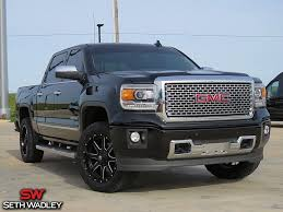 Used 2015 GMC Sierra 1500 Denali 4X4 Truck For Sale In Pauls Valley ...