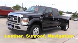Used Diesel Trucks Houston Texas 2008 Ford F450 4x4 Super Crew ...