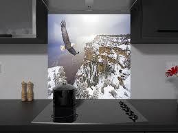 Digitally Printed Glass Splashbacks