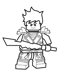 Ninjago Lord Garmadon Coloring Pages At GetColoringscom Free