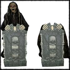 Creepy Halloween Tombstone Sayings by Graveyard And Cemetery Party Ideas For Halloween Page 3