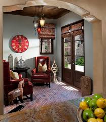 Rustic Red And Brown Living Room Mwwlfdp