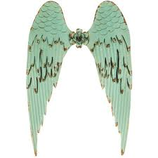 Hobby Lobby Wall Decor Metal by Turquoise Angel Wings Metal Wall Decor Hobby Lobby 1133297