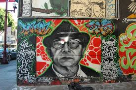 Clarion Alley Mural Project Address by The Mission San Francisco Slices Of America