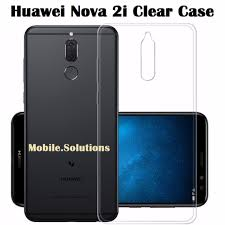 Huawei Nova 2i Clear Transparent TPU Case Anti Water Marks Mobiles Tablets Mobile Tablet Accessories On Carousell