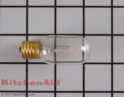 light bulb wpa3073101 kitchenaid replacement parts