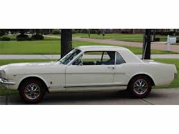 1966 Ford Mustang GT for Sale on ClassicCars