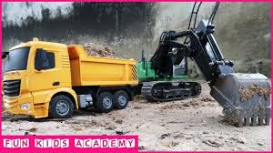 New Video By Fun Kids Academy On YouTube | Construction Trucks For ... New Video By Fun Kids Academy On Youtube Cstruction Trucks For Old Abandoned Cstruction Trucks In Amazon Jungle Stock Photo Big Heavy Roller Truck Flatten Soil A New Road Truck Video Excavator Nursery Rhymes Toys Vtech Drop Go Dump Walmartcom Dramis Western Star Haul Dramis News Photos Of Group With 73 Items Tunes 1 Full Video 36 Mins Of Videos Kids Bridge Bulldozer Cat 5130b Loading 4k Awesomeearthmovers Types Toddlers Children 100 Things Aftermarket Parts Equipment World