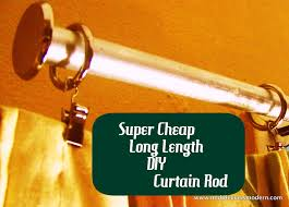 Electrical Conduit Curtain Rods by Curtain Rods Trendy Making Curtain Rods 105 Diy Curtain Rods Pvc