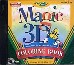 Crayola Magic 3D Coloring Book PC
