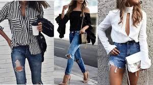 Ropa De Moda Juvenil 2017 TENDENCIAS Outfits Para Chicas