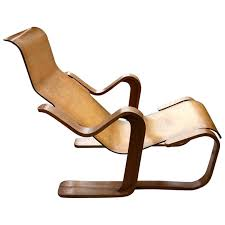 Rare Original 1930s Marcel Breuer Bent Plywood Short Chair ... Bat Chair Icelandic Lambskin Lounge Chairs Sbl Short Back Lounger Ottoman Rust Orange Tweed Dark Eames And Mcm Oversized Chaise Creative Home Fniture Ideas Lady Reclaimed Wood Tearoom Lounge Chair Lillian August Furnishings Design Enfield Leather White Electrifying For Living Room Giving Amusing Modern Tufted Art Deco Style Limited 200 Arm