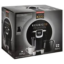 Keurig 20 K300 Coffee Brewing System With Carafe