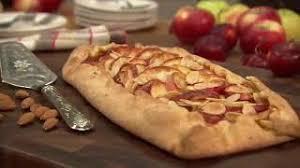 Free Form Harvest Apple Tart