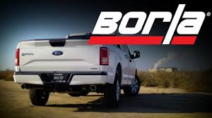 Borla Exhaust For 2011-2018 Ford F-150 5.0L Trucks - YouTube Flowmaster Ford Trucks Exhaust Systems Cversion Kit Colt Auto Parts Specialist Customize J Brandt Enterprises Canadas Source For Quality Used True Dual Best Truck Resource Oil Coming Out Of And 5 Ways To Troubleshoot Car From Japan Technical Fish Tail Exhaust Tips The Hamb 6 Silverado 1500 Review Comparison Jba Performance Featured Product Toyota Tundra 57l And Jammer Diesel Edge Products Muscle Roadkill Stacks For 12014 F150 50l Solo Machx System 998145