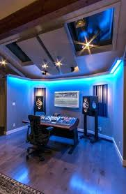 Home Music Studio Design Ideas Beautiful Contemporary Desk Musi