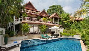 100 Villa In 3 Bedroom Pool Villa In Kata Beach Katamanda Luxury S