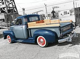 1949 Chevy 3100 Truck - Lowrider Magazine Feature 1954 Chevrolet 3100 Pickup Truck Classic Rollections 1950 Car Studio 55 Phils Chevys Pin By Harold Bachmeier On Rat Rods Pinterest 54 Chevy Truck The 471955 Driven Hot Wheels Oh Man The Eldred_hotrods Crew Killed It With This 1959 For Sale 2033552 Hemmings Motor News Quick 5559 Task Force Id Guide 11 1952 Sale Classiccarscom Advance Design Wikipedia File1956 Pickupjpg Wikimedia Commons 5clt01o1950chevy3100piuptruckloweringkit Rod