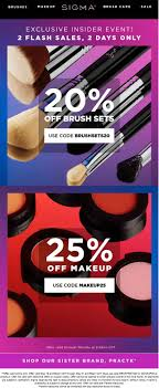 Sigma Coupons - 20% Off Brush Sets, 25% Off Makeup How To Find And Use Ebay Coupon Code For Supplies Caution On Quantity Update In Cart Boxes Sigma Coupons 30 Off Everything Online At Beauty Almost 45 Make Me Classy Brush Kit With Coupon Sport Code Vineyard Vines Sale Promo Codes Jelly Belly Shop Ldon Kappa Twilight Tapestry Nylon Box September 2017 Subscription Box Review Grey Campus 2019 Discount Codes Upto 50 Off Hurry Affiliatereferralcampaign Six Online Smashinbeauty
