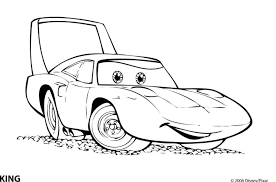 Draw Background Disney Cars Coloring Pages Free Print For Car Color Jaguar Xj