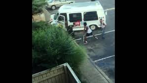 Video: Men Assault Ice Cream Truck Driver (warning: Profanity ... Big Gay Ice Cream Wikipedia Man 1995 Imdb Full Truck Box Of 48 Num Noms Surprise Blind Bag Cups Eye Candy The Delivers These Cool Treats Video Formation And Uses Kids Youtube Fire Engine Red 0736 C Flickr Search Between Bench Helicopter Fortnite Br Week 4 Challenges Where To Find Trucks In Amazoncom Teach Colors With Street Vehicles Toys Us Military Confirms Jade Helm 15 Is About Infiltration Of America June 11 2011 Dancing Man Hit By Ice Cream Truck Los Angeles Times