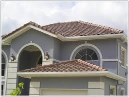 metal roofing that looks like clay tile tiles home decorating