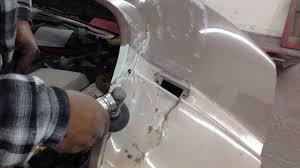 Chevy Dually Fiberglass Fender Repair - YouTube