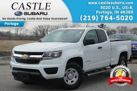 100 Motor Trend Truck Of The Year History PreOwned 2016 Chevrolet Colorado WT Extended Cab Pickup In Portage