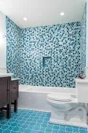 tile school tile vs glass in the shower which one should you use