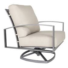 OW Lee Pacifica Swivel Rocker Lounge Chair