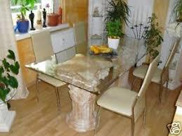 esstisch marmortisch esszimmer tafeltisch barocktisch