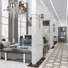 100 Marble Flooring Design Customized Modern Waterject Medallion Tile