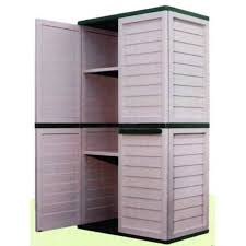 Smart Idea Outdoor Storage Cabinets With Shelves Appealing Small