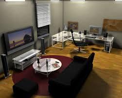 Wayfair Corner Computer Desk by Playroom Pc Desk Setup Cool Computer Desks Dual Monitor