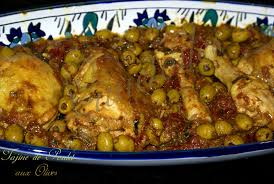cuisine recette poulet poulet aux olives amour de cuisine