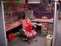 Cubicle Decoration Themes In Office For Christmas by 25 Unique Christmas Cubicle Decorations Ideas On Pinterest