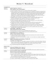 Medical Assembler Resume Assembly Job Sample