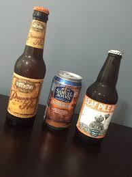 Sam Adams Pumpkin Ale 6 Pack by Beers Of The Week Greenport Harbor Leaf Pile Blue Point Pumpkin