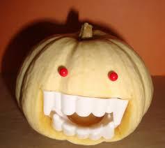 Vampire Pumpkin Pattern by Vampire Pumpkins For Halloween Halloweenonearth Com