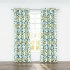 Grommet Top Curtains Jcpenney by Velvet Moroccan Print Grommet Top Curtain Pair 84
