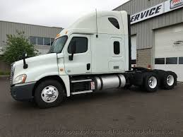 2012 Used Freightliner Cascadia Low Km's, Heavy Spec, 1 Year ...