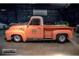 1955 Ford F100 For Sale | ClassicCars.com | CC-1045393 1955 Ford F100 Desktop Wallpaper 16x1200 Trucks Etc Truck Pick Up F 100 Custom Cab Fseries Second Generation Wikipedia Ford Virtual Car Show Pinterest Trucks Hits All The Right Nostalgic Notes Fordtruckscom Hot Rod Network Resto Mod Pickup F1201 Louisville 2016 Street Shelton Classics Performance And Cars
