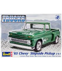 Plastic Model Kit-'65 Chevy Stepside Pickup 2-In-1 1:25 | JOANN
