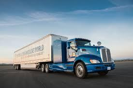 100 Fleet Trucks Toyota Unveils Plans To Build A Fleet Of Heavyduty Hydrogen