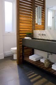 separation salle de bain salle de bain aménagement idées de séparation des wc pinteres